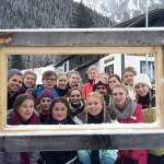 Der Skikurs 2016
